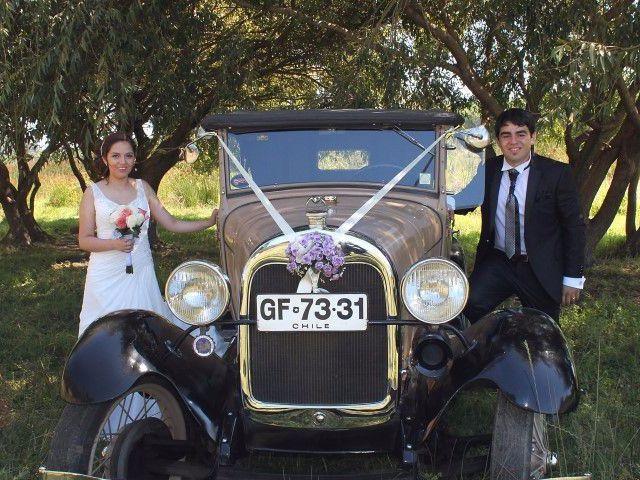 El matrimonio de Giorgio y Jeniffer en San Pedro de la Paz, Concepción 15