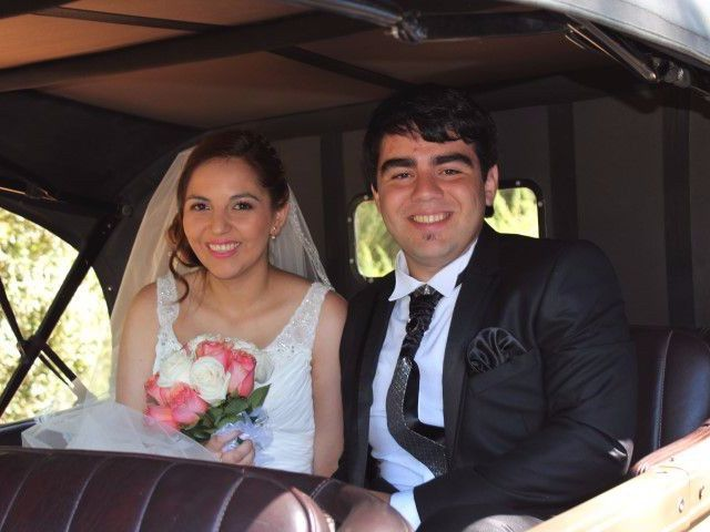 El matrimonio de Giorgio y Jeniffer en San Pedro de la Paz, Concepción 22
