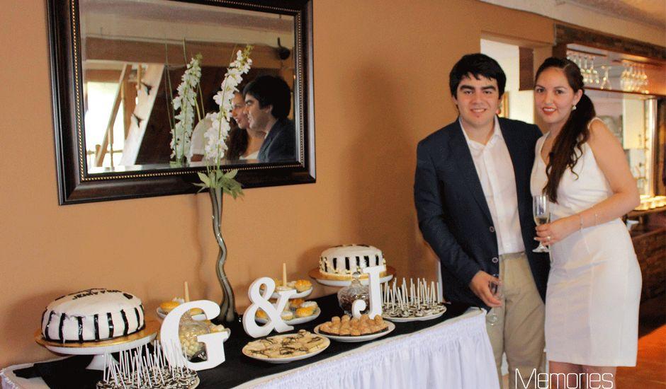 El matrimonio de Giorgio y Jeniffer en San Pedro de la Paz, Concepción