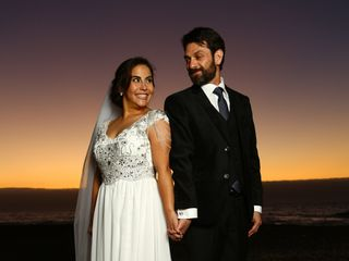 El matrimonio de Camila y Javier 1