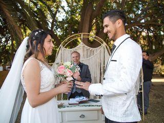 El matrimonio de Bastián y Yarella 1