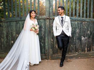 El matrimonio de Bastián y Yarella