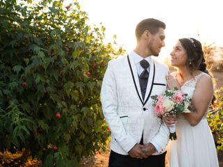 El matrimonio de Bastián y Yarella 3