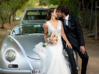 El matrimonio de Hernán y Carol