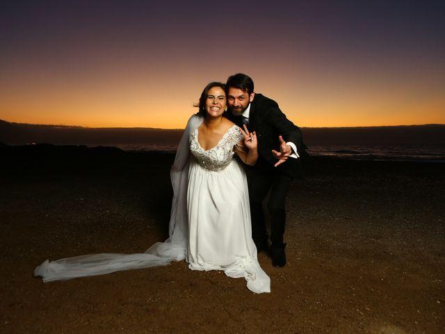 El matrimonio de Camila y Javier