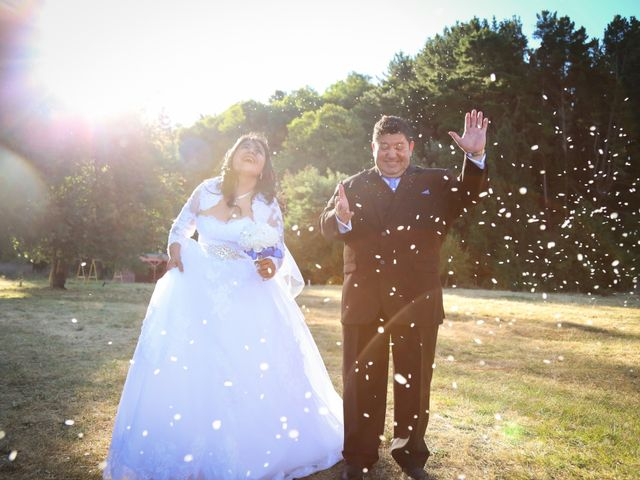 El matrimonio de Cecilia y Raúl