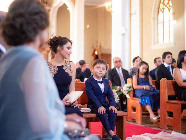 El matrimonio de Carol y Hernán en Santiago, Santiago 8