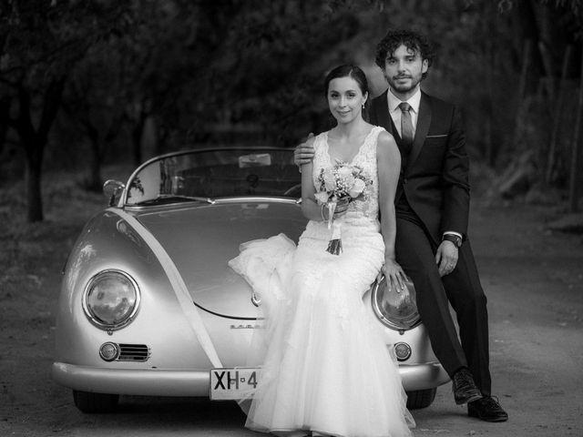 El matrimonio de Carol y Hernán en Santiago, Santiago 11