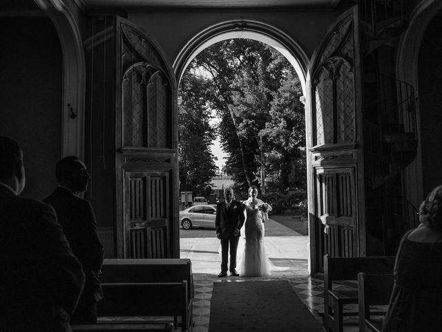 El matrimonio de Carol y Hernán en Santiago, Santiago 13