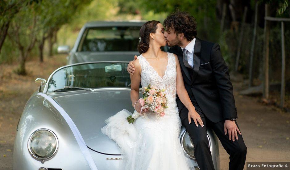 El matrimonio de Carol y Hernán en Santiago, Santiago