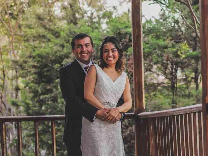 El matrimonio de Carmen y Rodrigo