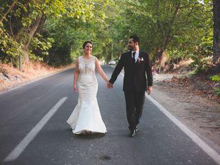 El matrimonio de Joseline  y Felipe  3