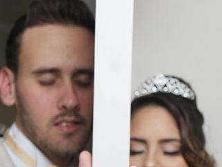 El matrimonio de Roozzy y Ari 2