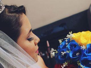 El matrimonio de Roozzy y Ari 3