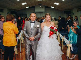 El matrimonio de Nikole y Ricardo