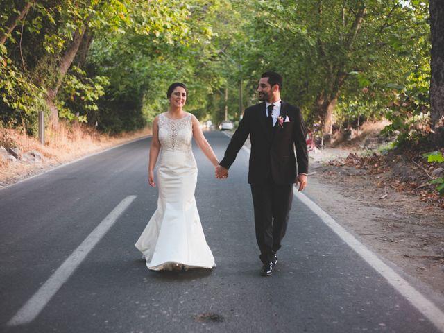 El matrimonio de Joseline  y Felipe