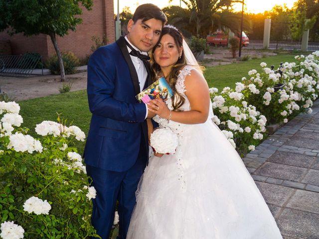 El matrimonio de Fernando  y Cristina