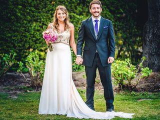 El matrimonio de Francisca  y Ricardo