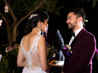 El matrimonio de Daniela y Eduardo 2
