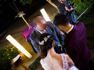 El matrimonio de Daniela y Eduardo 3