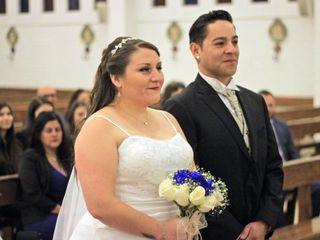 El matrimonio de Marcela y Eduardo