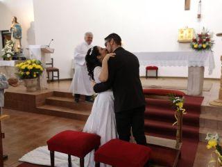 El matrimonio de José y Noelia 1