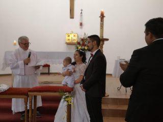 El matrimonio de José y Noelia 2