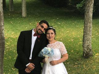 El matrimonio de José y Noelia