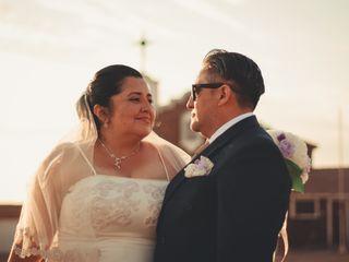 El matrimonio de Yessica y Frank 1