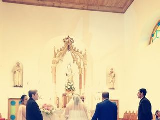 El matrimonio de Marcela  y Carlos 1