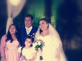 El matrimonio de Marcela  y Carlos 2