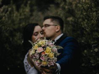 El matrimonio de Marco y Stephanie 1