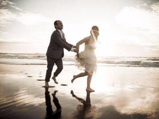 El matrimonio de Pame y Cristian