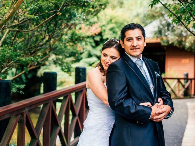 El matrimonio de Yolanda y Ernesto