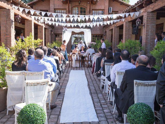 El matrimonio de Jorge y Daniela en Machalí, Cachapoal 21