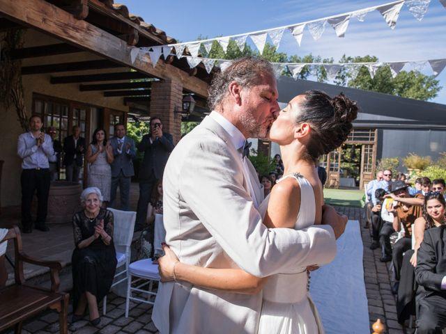 El matrimonio de Jorge y Daniela en Machalí, Cachapoal 24
