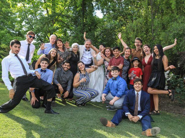 El matrimonio de Jorge y Daniela en Machalí, Cachapoal 25