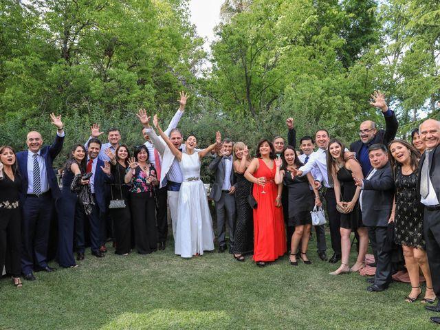 El matrimonio de Jorge y Daniela en Machalí, Cachapoal 29