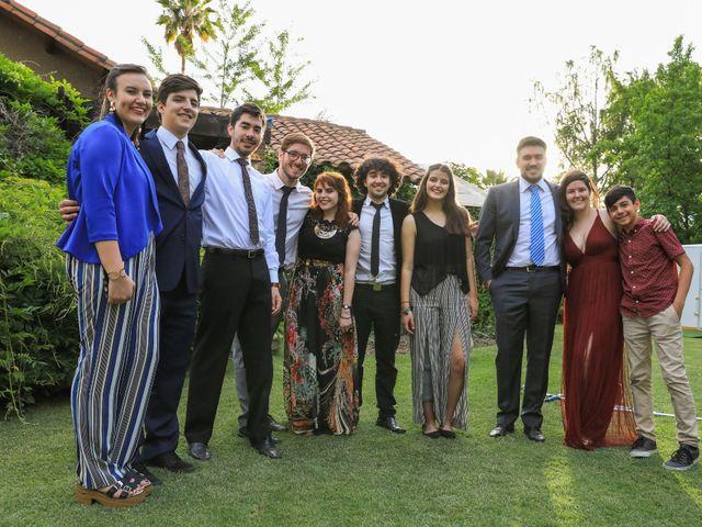 El matrimonio de Jorge y Daniela en Machalí, Cachapoal 32