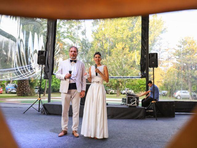 El matrimonio de Jorge y Daniela en Machalí, Cachapoal 37