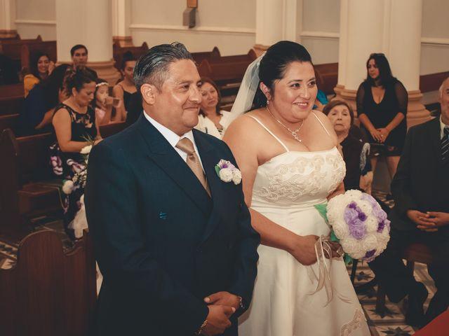 El matrimonio de Frank y Yessica en Antofagasta, Antofagasta 12