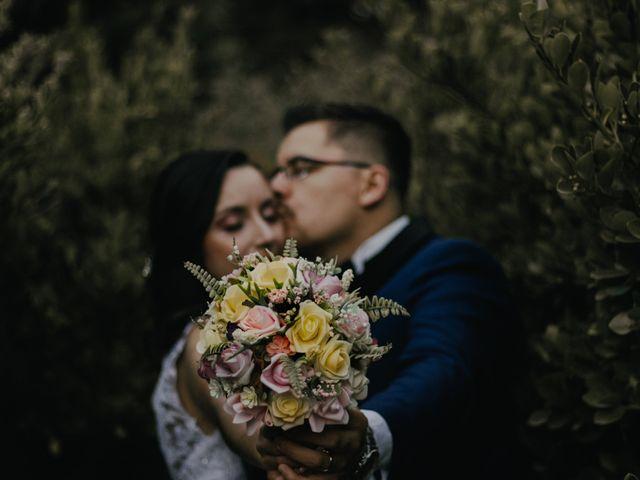 El matrimonio de Stephanie y Marco en Angol, Malleco 1