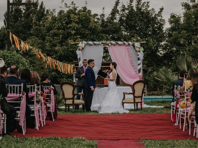 El matrimonio de Stephanie y Marco en Angol, Malleco 17