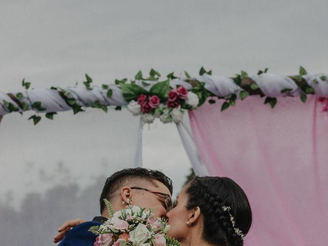 El matrimonio de Stephanie y Marco en Angol, Malleco 18