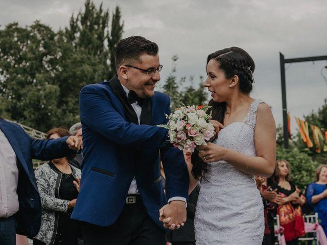 El matrimonio de Stephanie y Marco en Angol, Malleco 20