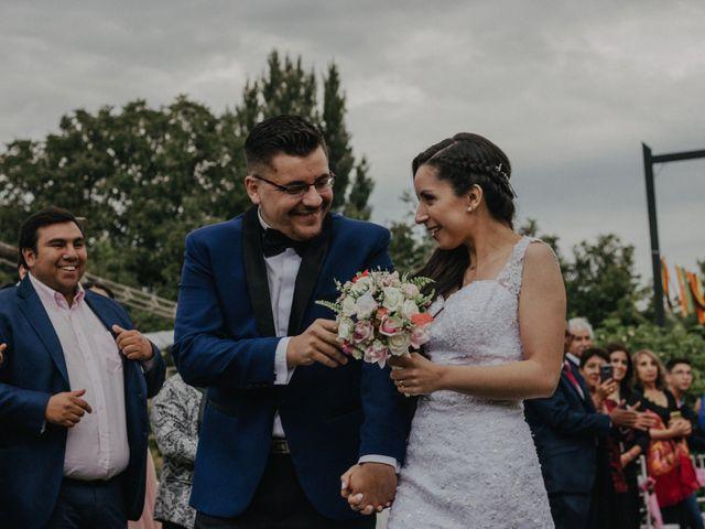 El matrimonio de Stephanie y Marco en Angol, Malleco 21