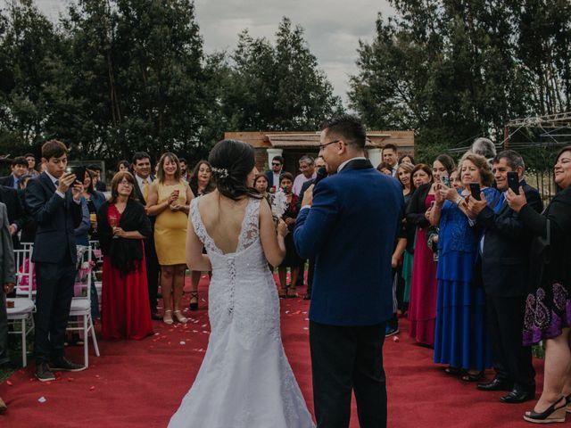 El matrimonio de Stephanie y Marco en Angol, Malleco 22