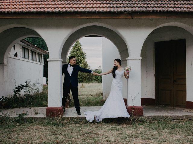 El matrimonio de Stephanie y Marco en Angol, Malleco 25