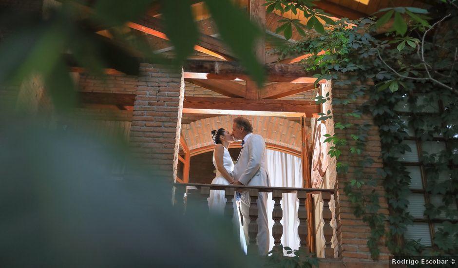 El matrimonio de Jorge y Daniela en Machalí, Cachapoal