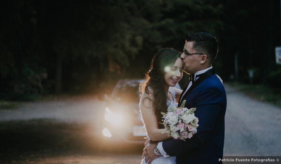 El matrimonio de Stephanie y Marco en Angol, Malleco